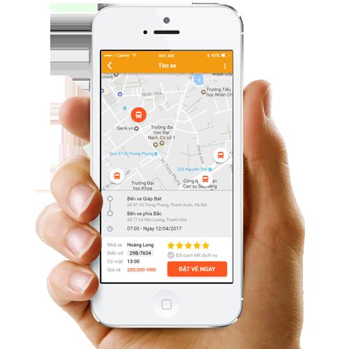 """Công ty An Vui tung ra thị trường sản phẩm mới """"Phần mềm quản lý bán vé xe khách"""""""