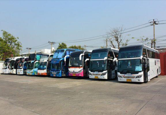 Bức tranh toàn cảnh hệ thống giao thông vận tải Thái Lan