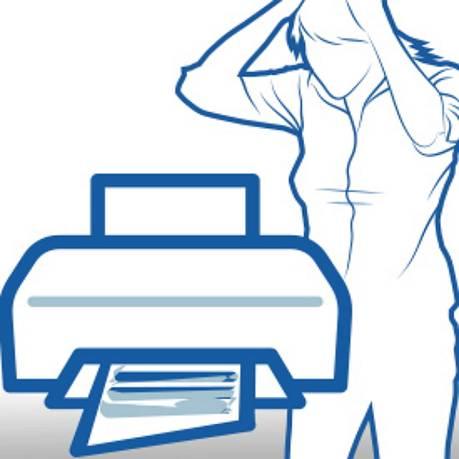 Cách thiết lập lỗi máy in không tự động cắt giấy sau khi in vé